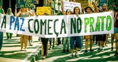 Parada da Consciência Vegana 2017