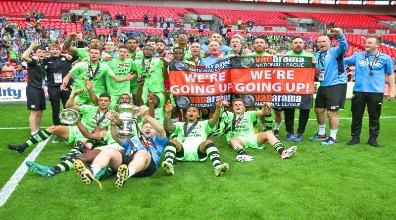 Forest Green Rovers: o 1º clube de futebol vegano do mundo