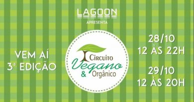 3º Circuito Vegano e Orgânico Lagoon