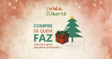 9ª edição da Feira Vida Liberta, no Rio de Janeiro
