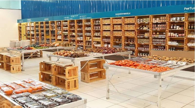 Primeiro supermercado 100% orgânico do Brasil
