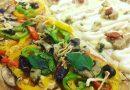 Pizzas veganas no Rio de Janeiro