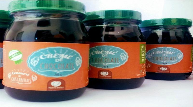 Startup goiana lança chocolate à base de cenoura
