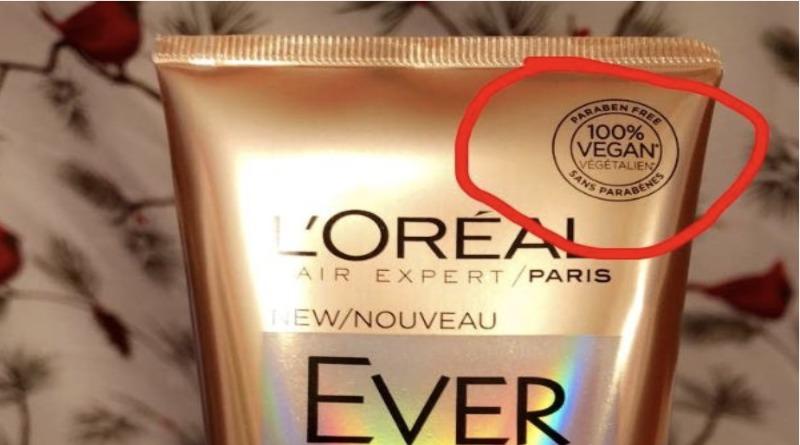 """L'Oréal lança produto com """"selo vegano"""", mas realiza testes em animais"""