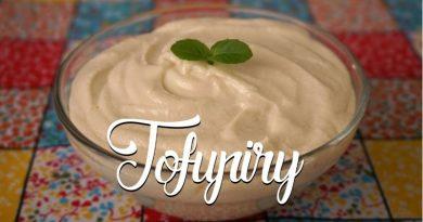 Receita de tofupiry