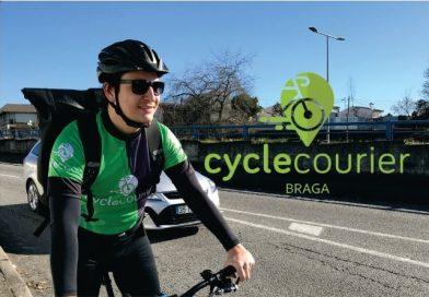 Cyclecourier, exemplo do serviço de entregas com bicicletas que cresce em Portugal