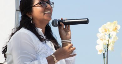 A médica indiana Dra. Nisha Manikantan ministrará Retiro Ayurveda no Rio