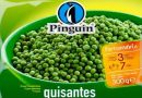 Suspensa venda de vegetais congelados importados contaminados