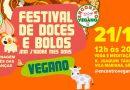 Evento vegano em São Paulo
