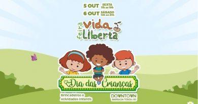 Feira Vida Liberta, edição de outubro, no Rio